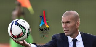 Zinedine Zidane, Paris Olympics, France's football captain, Zinedine Zidane, Paris 2024 Olympic, InsideSport