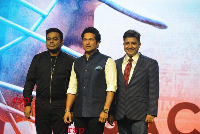 Sachin Tendulkar,Billion Dreams,Sachin - A Billion Dreams,Sachin Secong Song out,Sachin biopic film