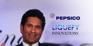 Sachin Tendulkar. PepsiCo