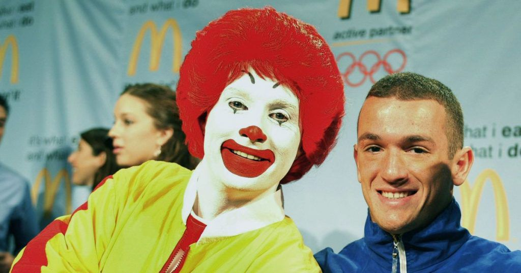 McDonalds IOC