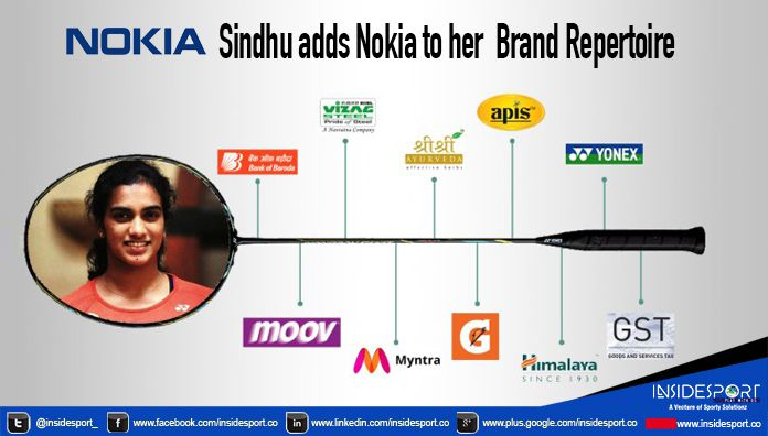 Nokia+ Sindhu