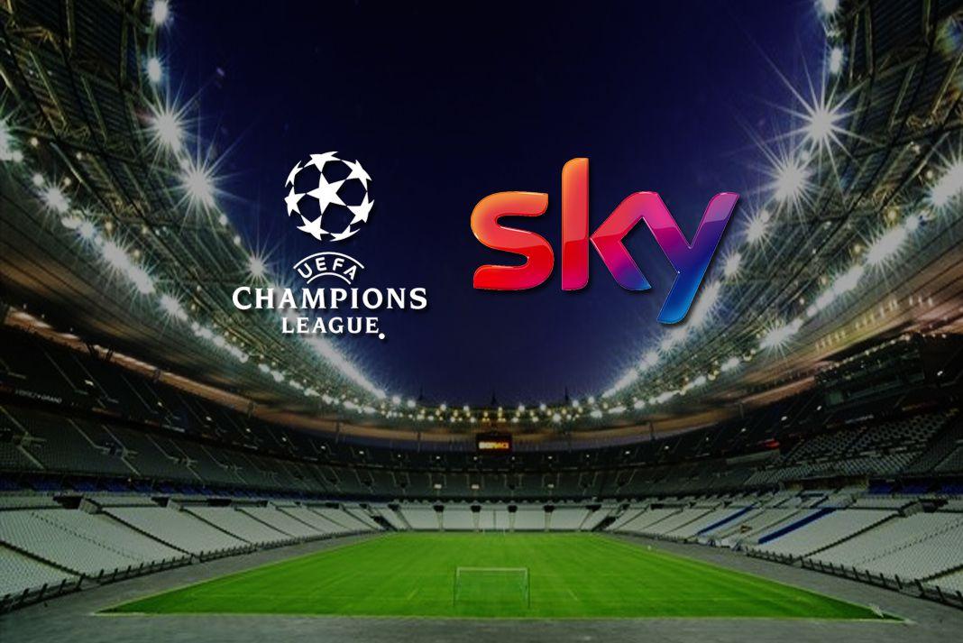 Sky Champions League übertragung Heute