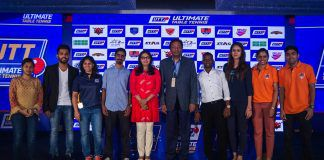 Ultimate Table Tennis,TT league in India,Ultimate Table Tennis Team List,sports leagues in India,UTT team squad