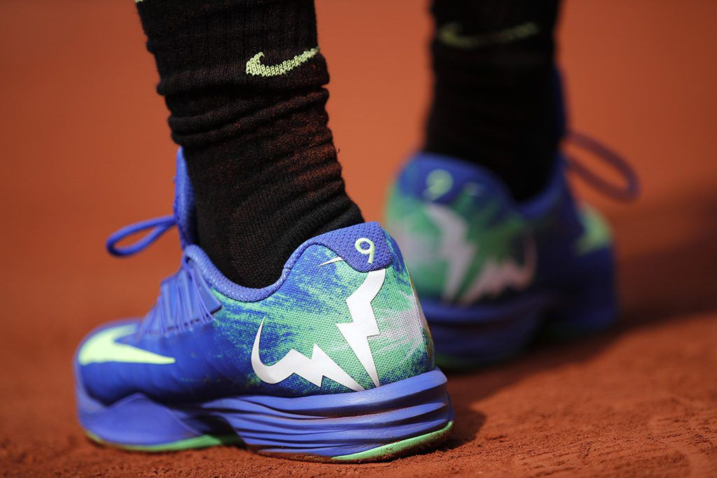 Nike Celebrates Nadal Heroics Special Edition Sneakers Video