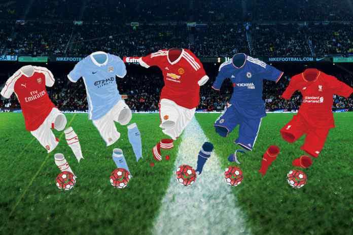 Premier League Shirt Sponsorship