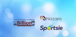 Nazara's Sportsie wins mBillionth South Asia Awards 2017- InsideSport