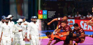 Pro Kabaddi scores over cricket in BARC ratings- InsideSport