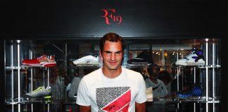 Roger Federer,Nike,RF19 Pop-Up,NIke renowned boutique retailer Kith,Federer collaborate
