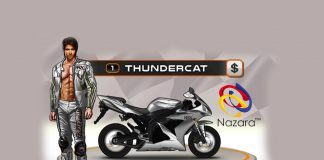 Nazara Games ties up with Hrithik Roshan,Hrithik Roshan Bike Racing Game,Hrithik Bike Racing Nazara Games,game hrithik bike racing,motorcycle physics to your mobile