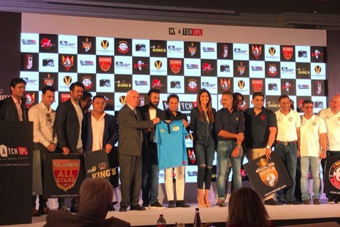 Raj Kundra retains 'IPL' connect, launches Indian Poker League