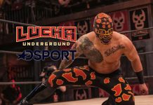 Lucha Underground,DSport Mexican Pro-Wrestling series,Discovery Sports,famous Mexican Pro-Wrestling series,Dsport Lucha Undergorund Pro-Wrestling series