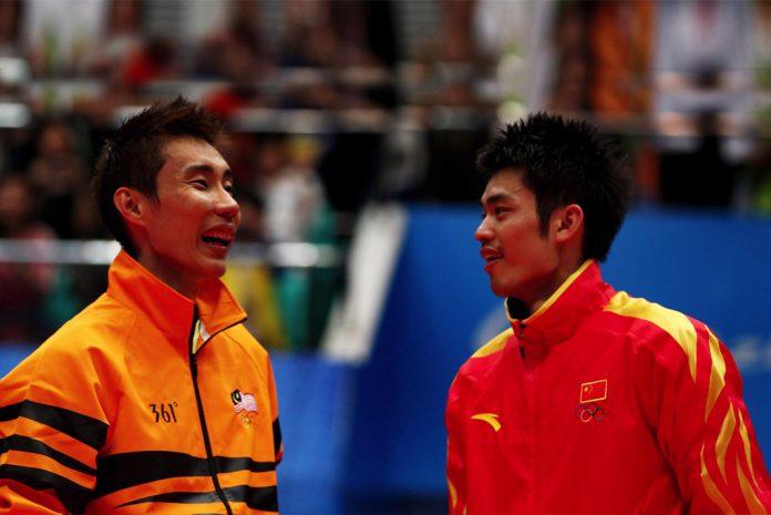 Lin Dan- Lee Chong Wei,Lin Dan BWF World Championship,Lee Chong Wei,Glasgow BWF World Championship,BWF World Championship