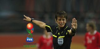 Female match officials at U-17 WC, a first for FIFA- InsideSport