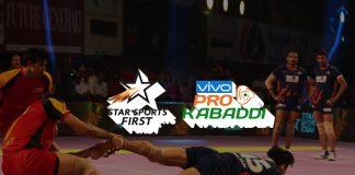 Star Sports First PKL