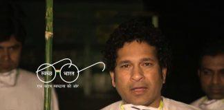 Sachin joins Big B, Akshay for Swachh Sankalp se Swachh Siddhi Initiative- InsideSport