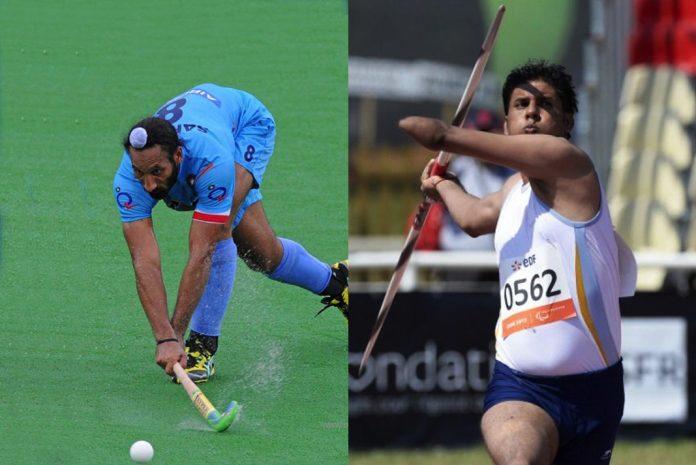 hockey captain Sardar Singh Khel Ratna award,Sardar Singh Khel Ratna Award,Devendra Jhajharia,Arjuna Award,Rajiv Gandhi Khel Ratna