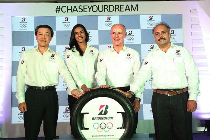 Bridgestone India new addition to Sindhu's swelling brand list- InsideSport