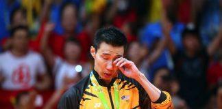 Shocked Chong Wei contemplating retirement- InsideSport