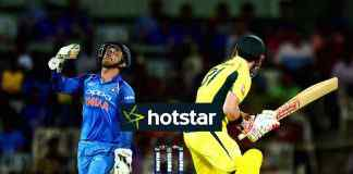 Hotstar gets 12 m viewers for Ind-Aus ODI; 95% stream live- InsideSport