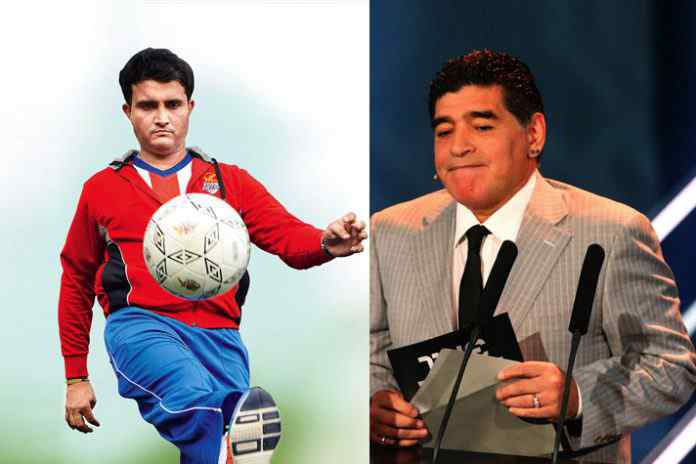 Maradona to kick start India Today Football Conclave- InsideSport