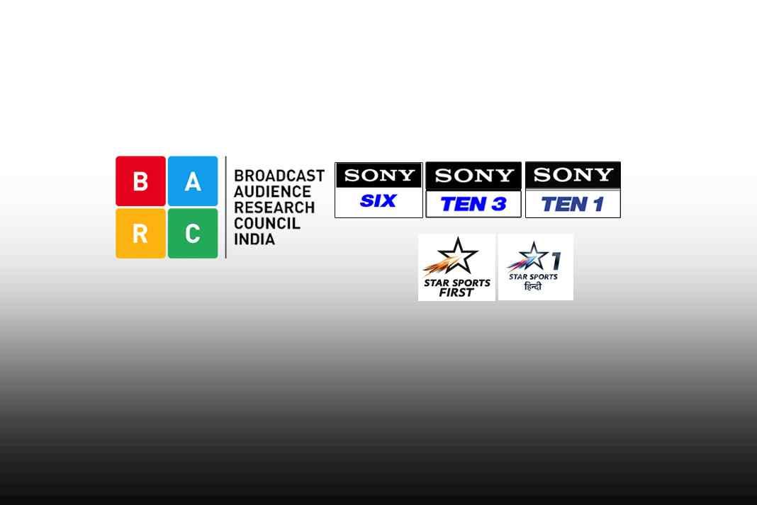 Sony ahead of Star Sports First, but kabaddi beats cricket