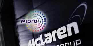 McLaren Technology Group,Wipro,McLaren Technology Group and Wipro Limited deal,global information technology,McLaren and Wipro
