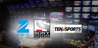 Zee Entertainment-Sony complete TEN Sports deal- InsideSport