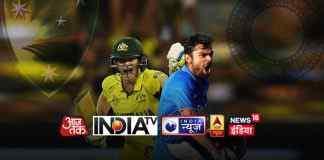 News channels gear up for big India-Australia battle- InsideSport