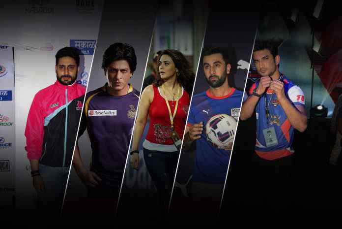 Bollywood stars,Bollywood celebs and Sports,sports,Sports leagues,Bollywood celebs