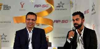Kohli, Sanjiv Goenka join hands for charity golf event