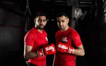 Amir Khan Super Boxing League,Super Boxing League Amir Khan,Bill Dosanjh,Amir Khan has announced launch Super Boxing League,Super Boxing League Pakistan