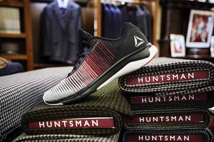 reebok,Huntsman & Sons,Flexweave,Reebok Sports News,worlds of sport, fitness, fashion and innovation