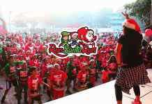 Family, fitness and fun… Run Santa Run- InsideSport