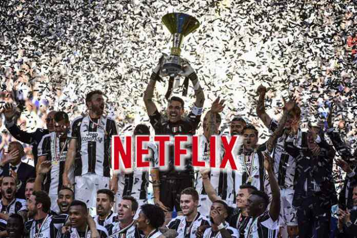 Juventus documentary series on Netflix- InsideSport