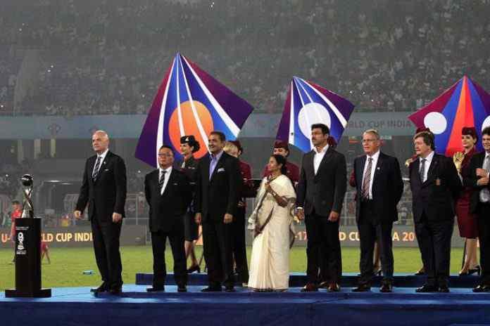 Mamata takes pride in FIFA U-17 attendance at Kolkata- InsideSport