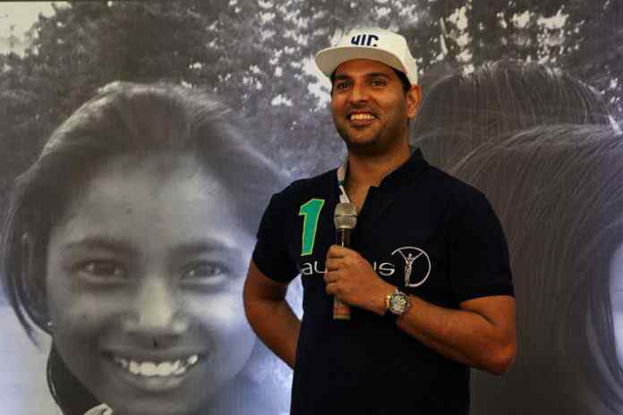 Yuvraj Singh becomes a new member of the Laureus family- InsideSport
