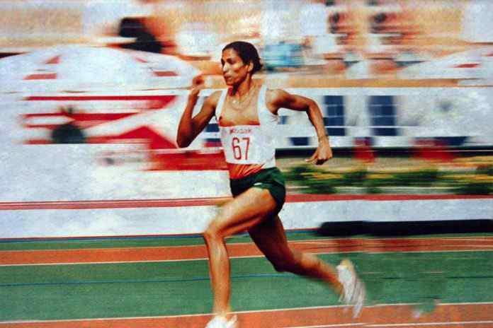 PT Usha,PT Usha biopic,Indian sports lovers PT Usha Biopic,PT Usha queen of the Indian track,Payyoli Express PT Usha Biopic,InsideSport