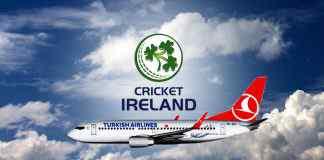 cricket ireland sponsorship deal,ICC Cricket Ireland,Turkish Airlines sponsorship deal,Irish Cricket with Turkish Airlines,Sports Business news