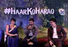 "Pulella Gopicand,Sourav Ganguly,#haarkoharao,""daag achche hain"" – stains are good,Unilever"