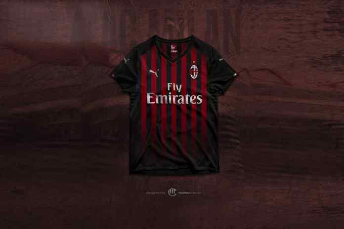 AC Milan inks $ 14m per annum deal with Puma