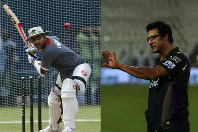 Wasim Akram training,Virender Sehwag cricket league,Sportstar cricket live,League franchisees Maratha Arabians,IPL