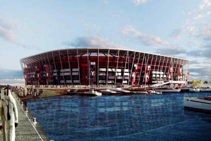 Ras Abu Aboud Stadium in Qatar - InsideSport