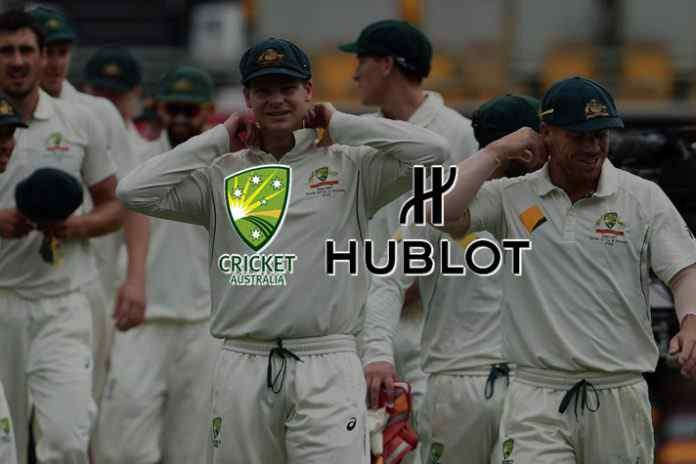 Hublot - Official timekeeping partner for Cricket Australia - InsideSport