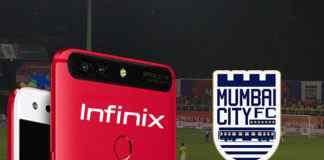 Infinix Mobile associates with Mumbai City FC