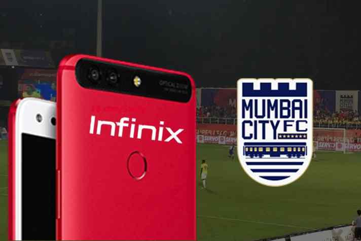 Infinix Mobile associates with Mumbai City FC - InsideSport