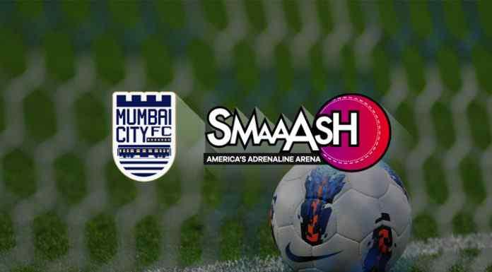 Mumbai City gets Smaaash as entertainment partner - InsideSport