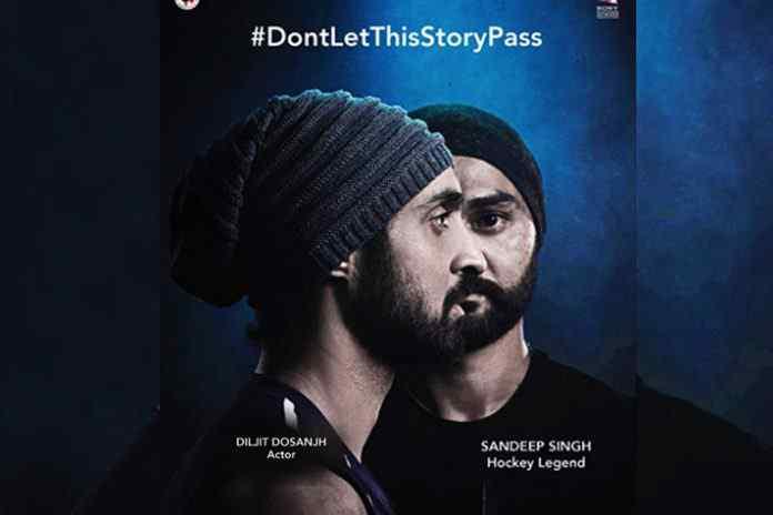 Sandeep Singh Biopic Starring Diljit Dosanjh - InsideSport