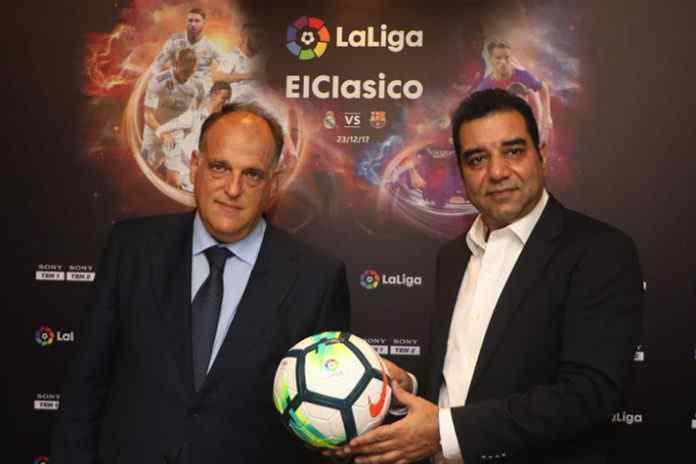 LaLiga plans El Clasico special screening in Delhi - InsideSport