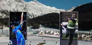 Sehwag launches Cricket on Ice; to face fiery Shoaib