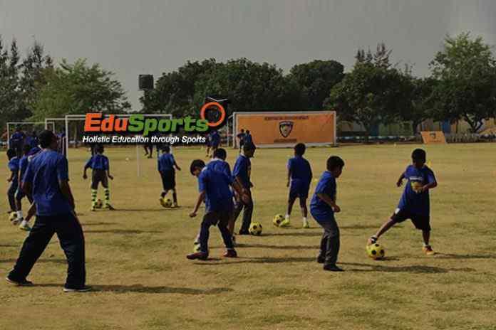 EduSports-Chennaiyin FC unite to promote football